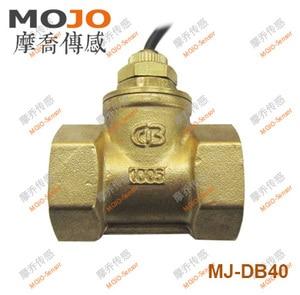 2020 MJ-DB40 Paddle type flow switch Brass type diamater:1.5 inch