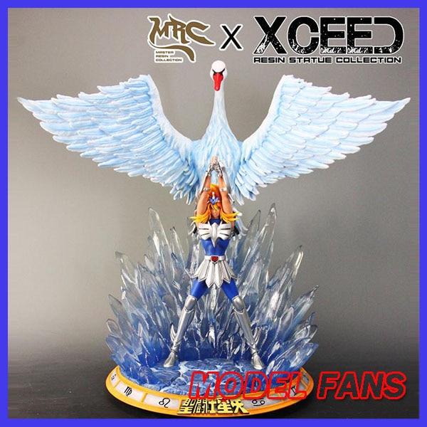 Estatua de resina para seguidores del modelo, juguete para coleccionar, 60cm, mrc Cygnus Hyoga GK
