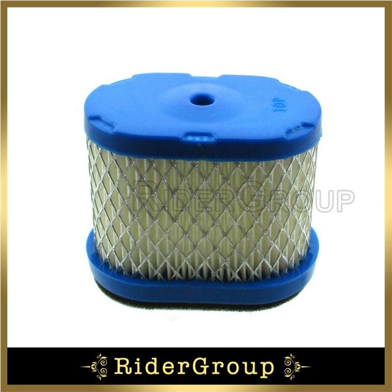 Filtro de aire para Briggs Stratton 697029 690610 John Deere 498596 M147431 Toro MTD