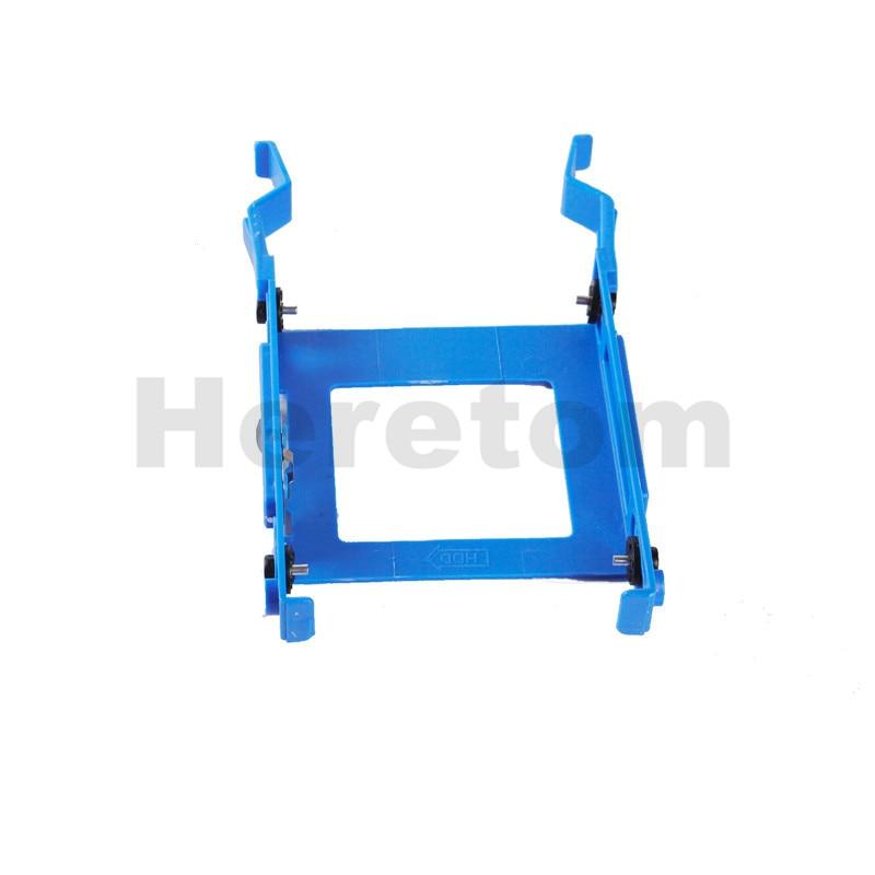 """Heretom 2,5 """"HDD soporte Caddy 3650 Dell Optiplex 3040, 5040, 5050, 7040, 7050, 3046 MT X9FV3"""