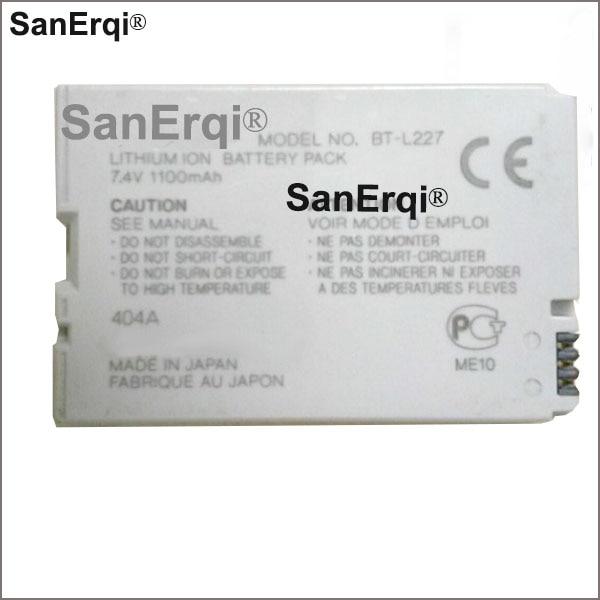 Para Sharp BT-L226, BT-L227 VR-BLZ7, VR-BLZ9, VR-BL1, BTL226U Bateria Batterie Bateria
