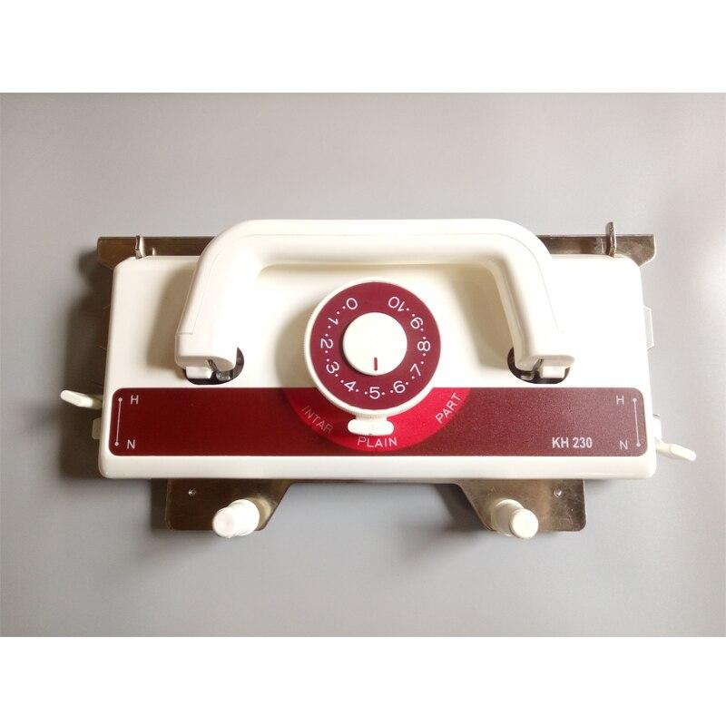 Nuevo juego completo de piezas de repuesto para Brother KH230 9mm & KH160 6mm accesorios para máquina de coser