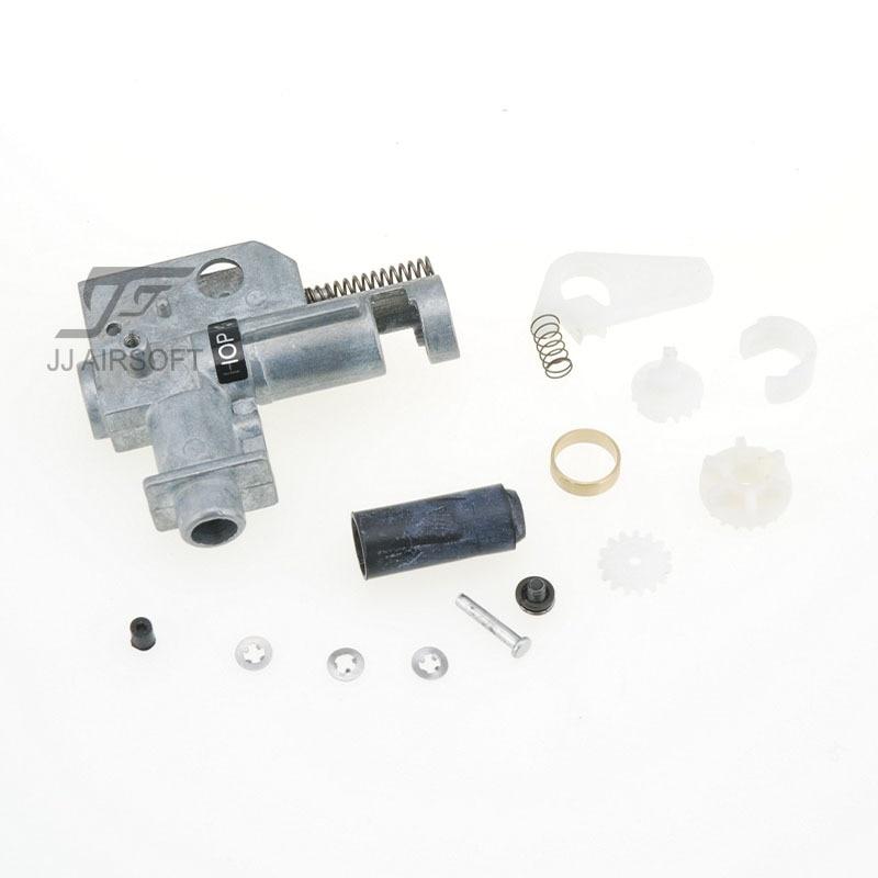 JJ Airsoft M4 Hop Up Unit Set (Metal) suitable for TM,JG,Dboys,CYMA and ect. M4 AEG Series