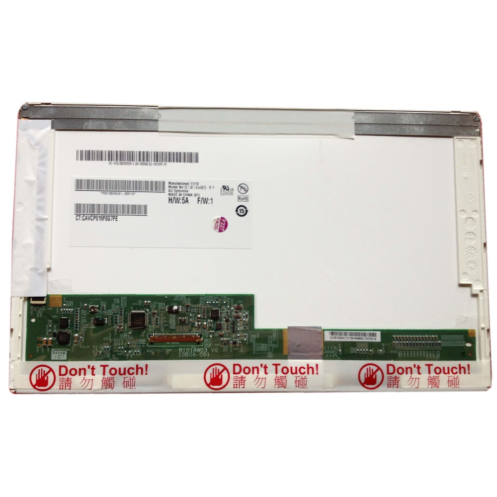 LALAWIN B101AW03 V.1 V.0 подходит LTN101NT02 BT101IW01 N101L6-L01-L02 LP101WSA LTN101NT06 LTN101NT07 HSD101PFW2 N101L6-L0A 10.1LED