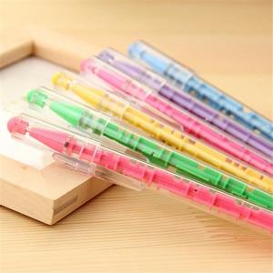QSHOIC  10pcs/lot maze ball point pen creative pen new arrival stationery multifunction pen creative stationery labyrinth pen