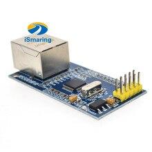 Programme officiel de microcontrôleur TCP/IP 51/STM32 de module de réseau Ethernet dismaring W5500 au-dessus de W5100