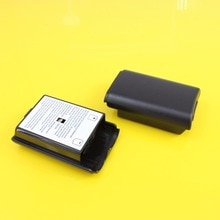 Beste Ersatz Akku Box Abdeckung Shell Fach Schild Fall für Xbox 360 Wireless Controller Gamepad, ohne batterie