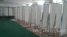 Módulo de membrana de cortina de 15m Mr con revestimiento reforzado PVDF Módulo de membrana de ultrafiltración presión externa