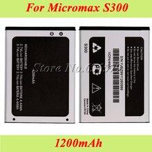 Pour accumulateur de batterie Micromax S300 1200mAh