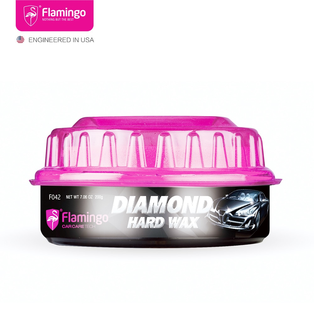 200g Carnauba יהלומים קשיח קריסטל רכב פולני שעוות ננו ציפוי מגן סרט אוטומטי שעווה 7.06 Oz