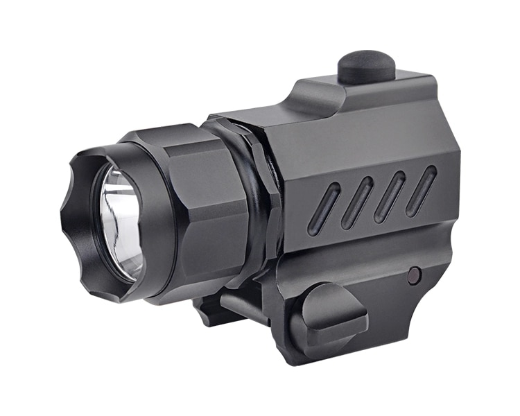 TrustFire G01 CREE XP-G R5 LED táctico 2-modo 320LM armas militares luces pistola linterna para pistola luz Linterna de mano