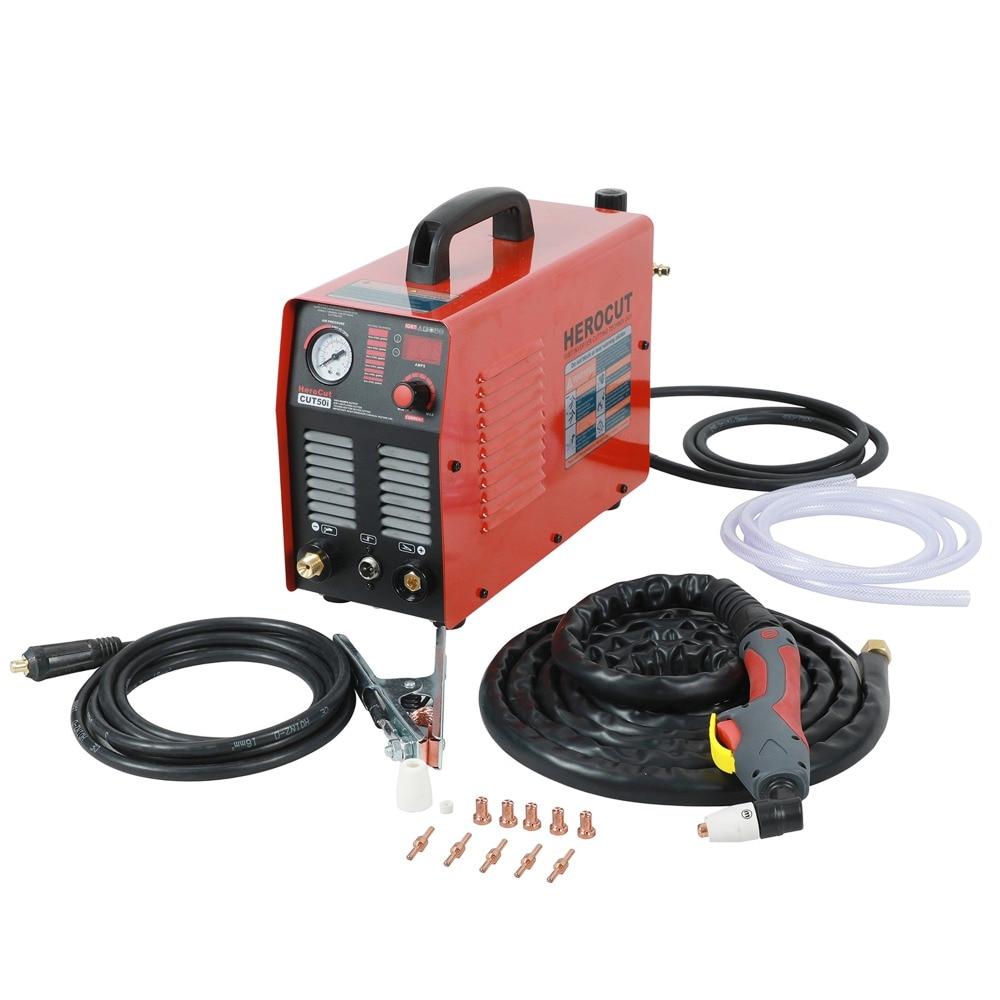 IGBT البلازما القاطع CUT50i 50 أمبير 220 فولت تيار مستمر الهواء البلازما آلة قطع نظيفة قطع سمك 15 مللي متر