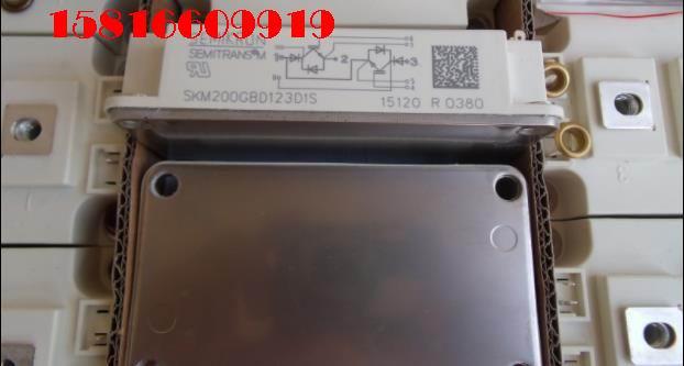 SKM200GBD123D1S SKM200GB122D SKM200GBD126D1S NOVOS bens Originais