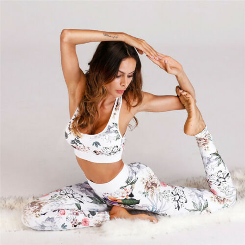 Traje deportivo para Yoga femenino, ropa deportiva para mujer, conjunto de Yoga de cintura alta, conjunto para gimnasio, Jogging, conjunto de mallas para correr para mujer