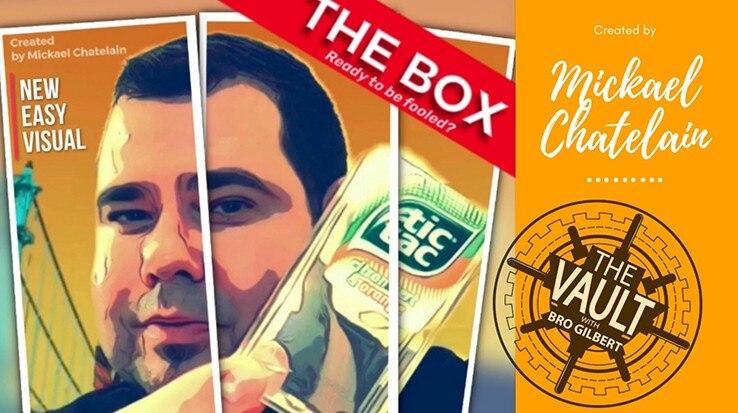 The Vault-la caja de Mickael Chatelain trucos de magia