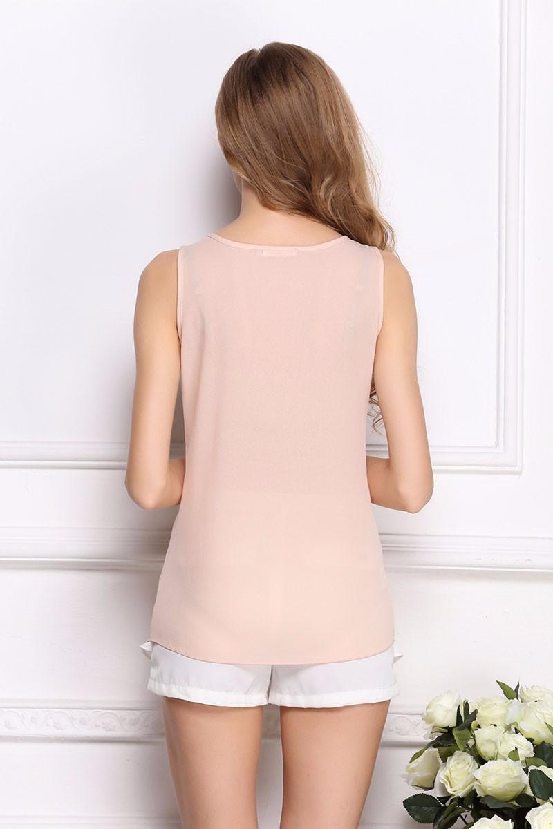 2017 moda popularne sexy szczupła marynarka clothing blusas bluzki damskie szyfonowa letnia lady bluzka/koszula 9 kolory topy ol bluzka 2