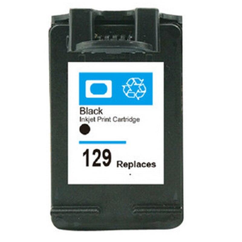 Hisaint c9364he cartucho de tinta para HP 129 para HP deskjet 5940 5943 6940 6943 6983 Photosmart 2570 2573 8000