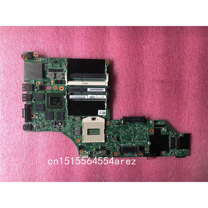 Ordenador portátil Original Lenovo THINKPAD W541 W8P N15P-Q3-A1 placa base 00HW114