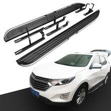 Marche latérale adaptée à Chevrolet Equinox   Plateforme Nerf Bar, pour planche à pied Iboard 2018 2019 2020