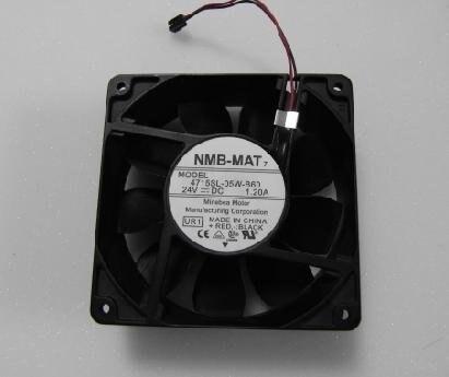 Nuevo Original para NMB 4715SL-05W-B60 12cm 120*120*38MM 24V 1.2A ventilador de refrigeración