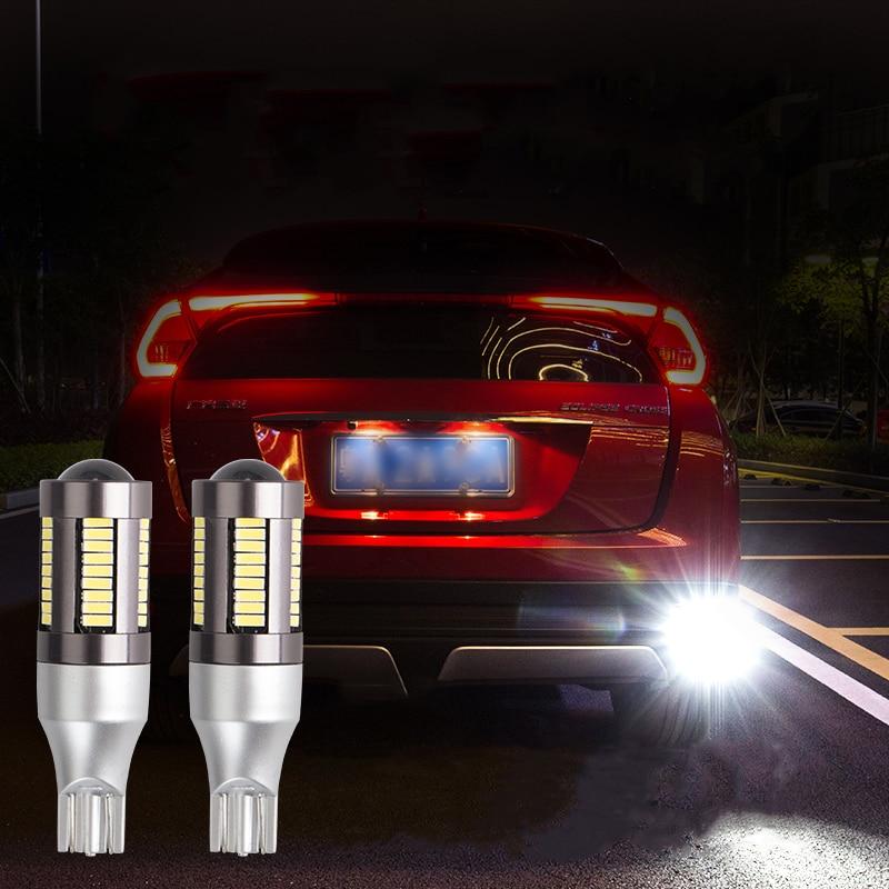 Luces LED de marcha atrás, focos especiales rogue, bombillas LED de coche superbrillantes para Mitsubishi ECLIPSE CROSS 2018 2019
