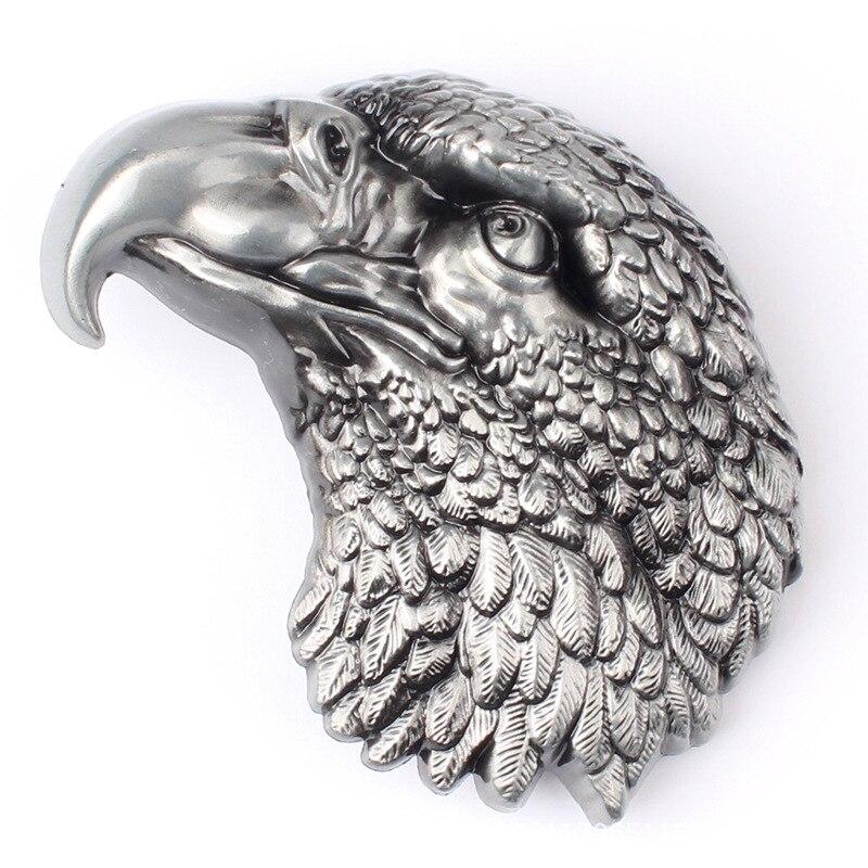 Correa de Metal con hebilla para la cabeza de Águila