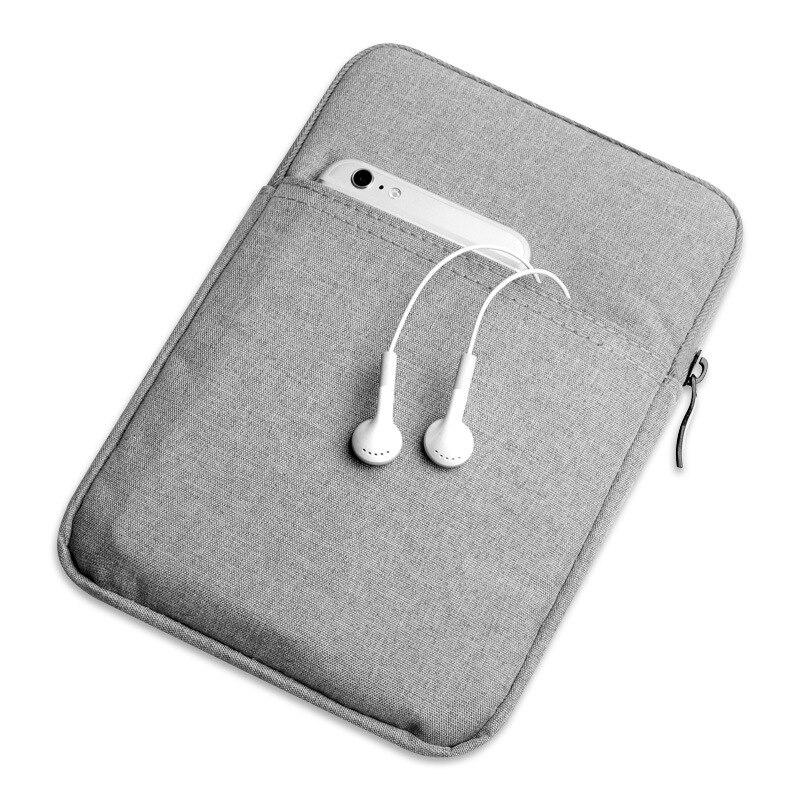 A prueba de golpes A prueba Tablet funda bolsa funda para Samsung Tab A 10,5 de 2018 SM-T590 SM-T595 caso manga de tableta para Xiaomi MiPad 4 plus