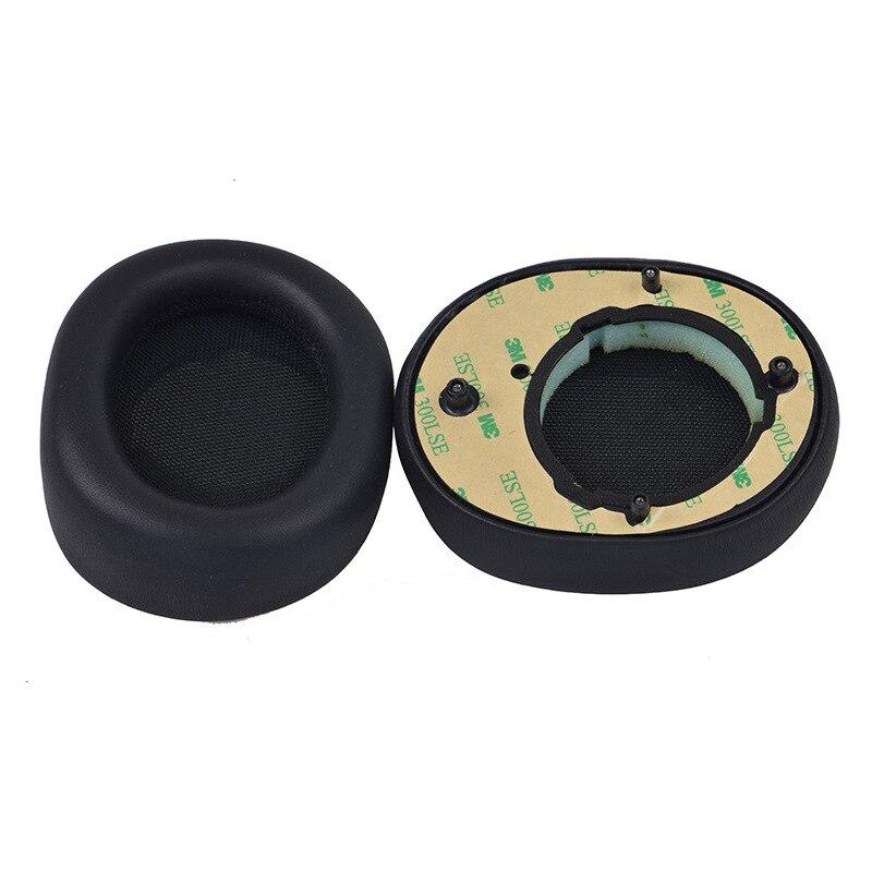 YSAGi 1 pair of replacement foam ear pad earmuffs for AKG N90Q N 90 Q N90 earphone repair parts enlarge