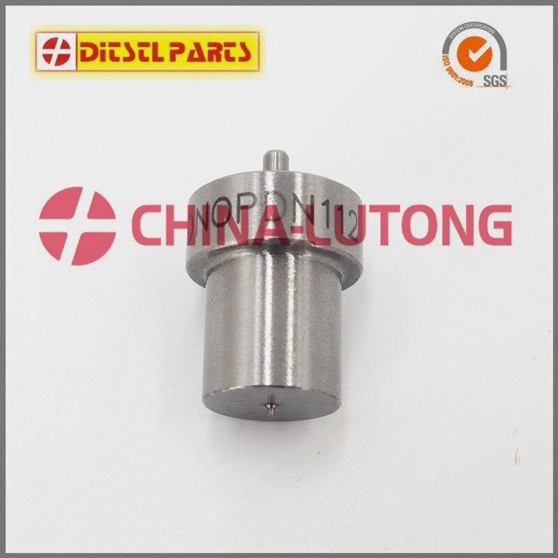 Boquilla diésel 105007-1120/DN0PDN112 Tipo de DN-PDN para Mitsubishi Auto Piezas bomba motor inyector de combustible