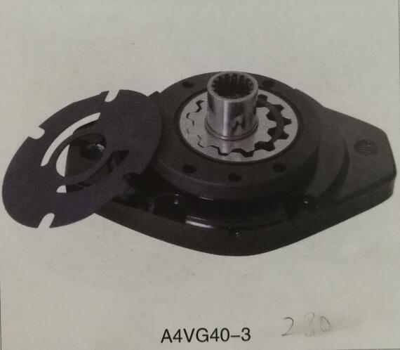 REXROTH مضخة شحن لإصلاح المضخات, A4VG40