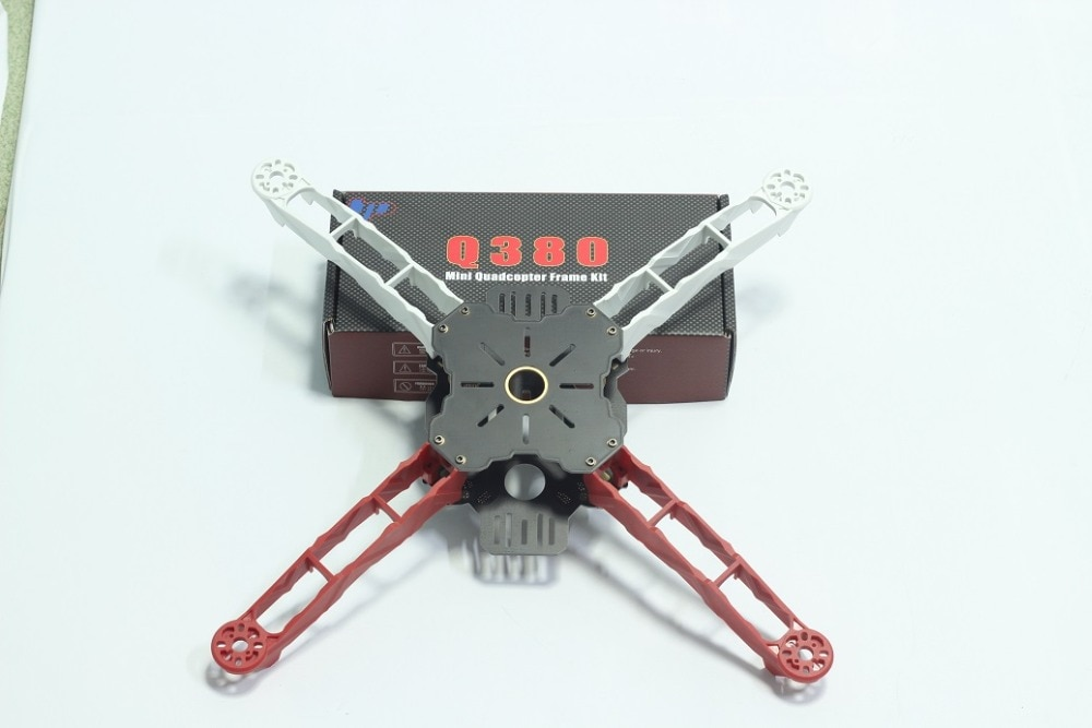 FPV Across frame Q250/ Q330/Q380  PCB board Alien Across RC Quadcopter Frame High-strength Lightweight  DIY Multirotor FPV Drone