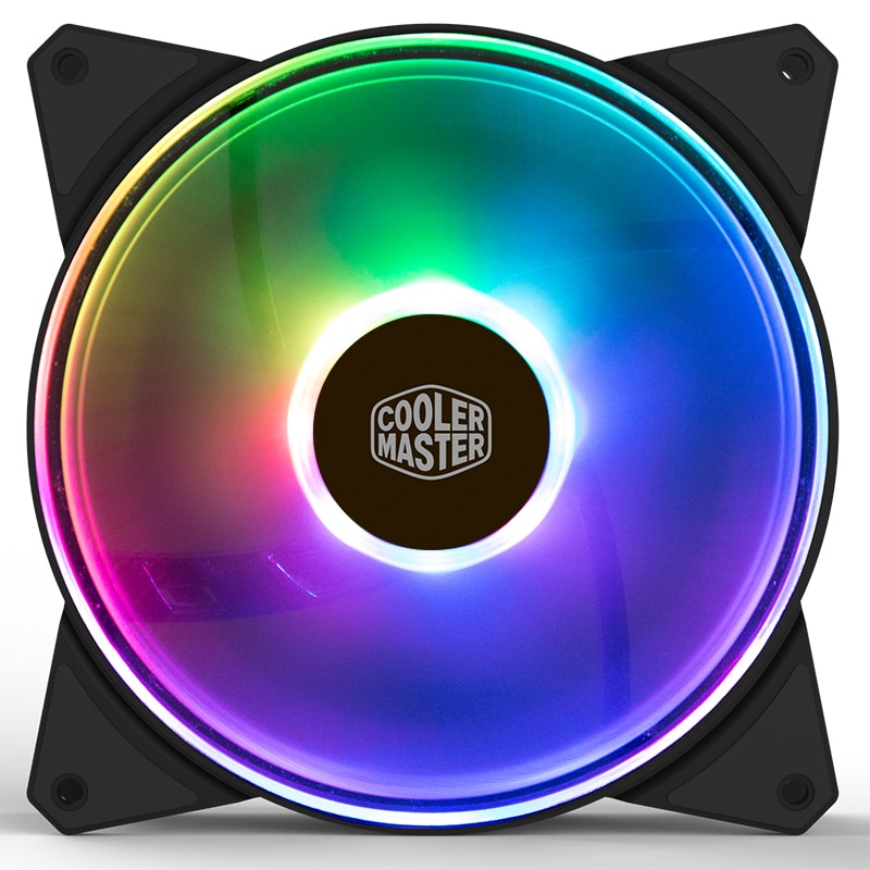 Cooler Master MF140 ARGB 14cm RGB Computer Fall PC Kühlung Slient Fan Für CPU Kühler Kühler Wasser Kühlung 140mm PWM Leise Lüfter