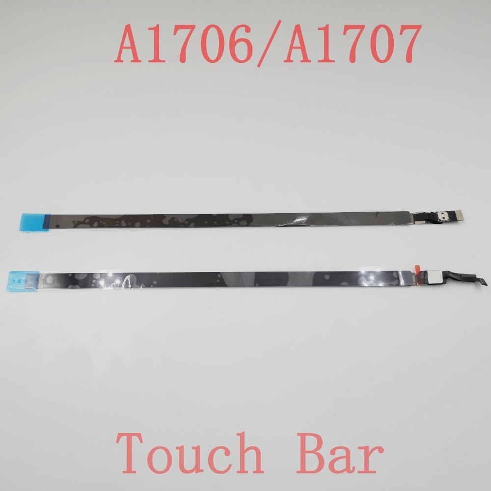 "Touchbar 821-00681-04-A AMS983 JC01-0 для Macbook Pro Retina 13 ""A1706/A1707 Сенсорная панель OLED LED ЖК-дисплей экран панель"