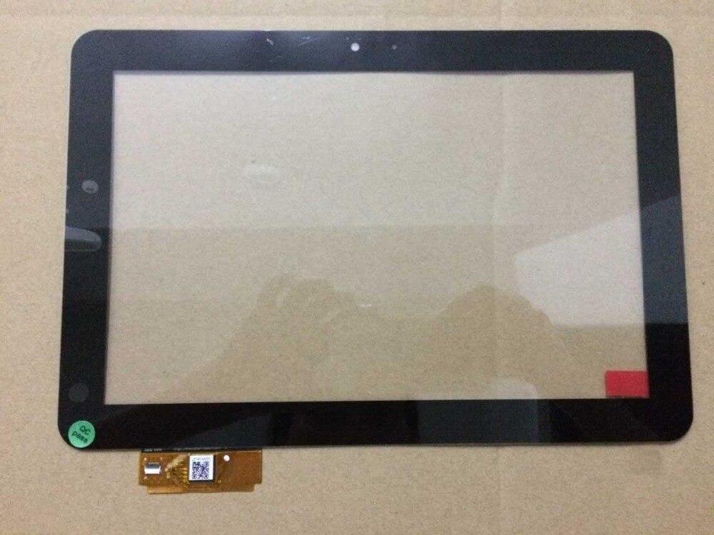 """Nuevo Sensor de cristal del digitalizador del Panel de la pantalla táctil de la tableta de 10,1 """"DNS AirTab M100qg"""