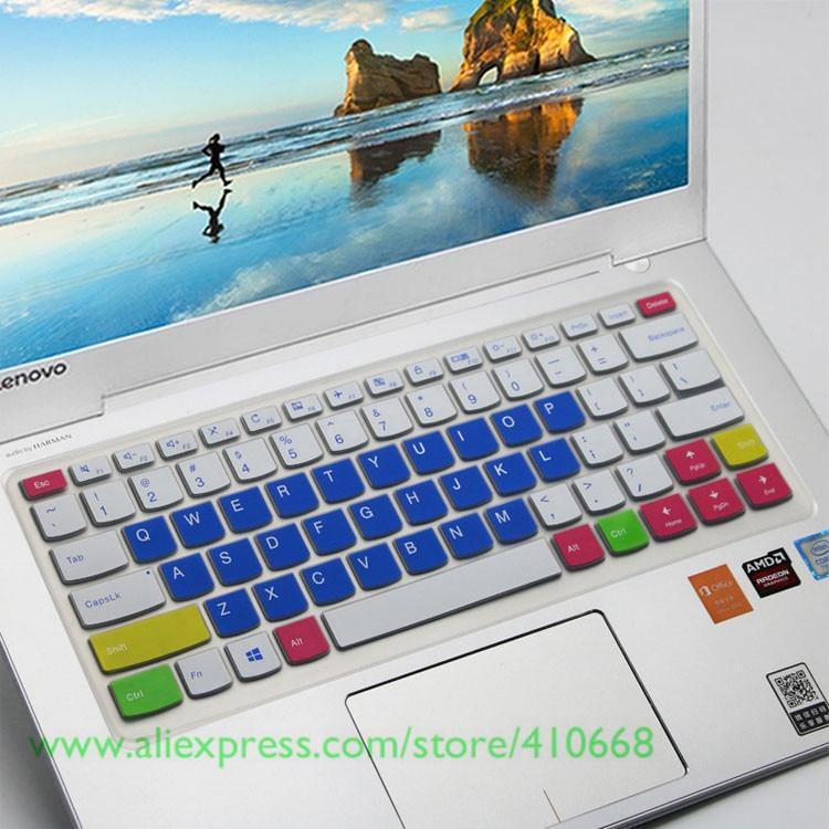 14 polegada Silicone Keyboard Protector Tampa Da Pele para o Lenovo Flex 14 AP EM flex 2 14AP Flex 2-14d 14 FLEX 3-1470 IdeaPad 300S