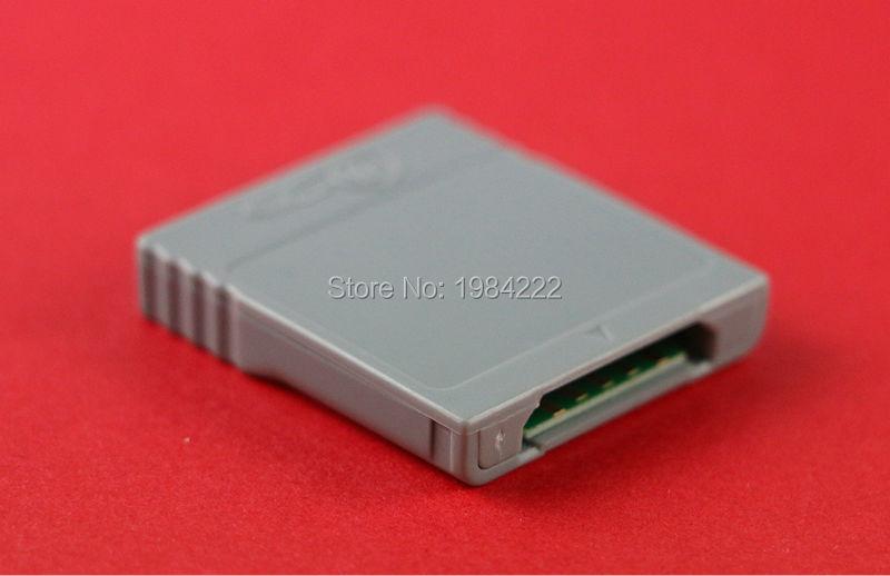 SD ذاكرة فلاش بطاقة WISD عصا محول تحويل محول بطاقة قارئ لوى NGC جيم كيوب لعبة وحدة 30 قطعة/الوحدة