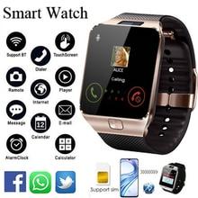 Bluetooth Smart Watch DZ09 Smartwatch Sleep Tracker Alarm Clock Message Call Reminder SIM Card Camera Smart watch For Android
