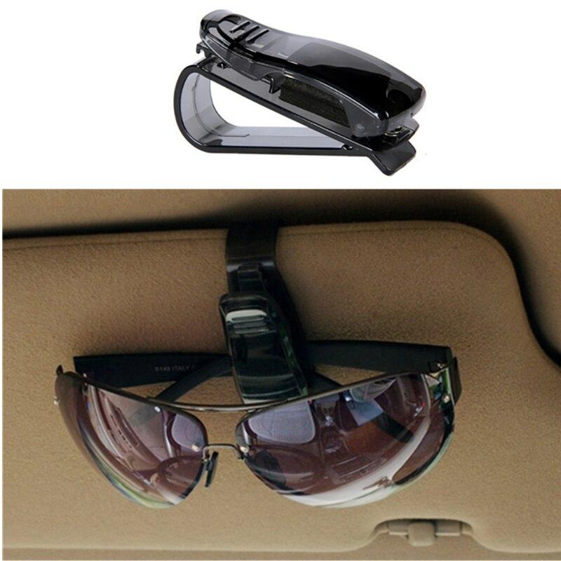 Accesorio para coche, parasol, gafas de sol, Clip sujeta billetes, soporte para Dodge Journey Juvc, cargador Durango Cbliber Sxt Dart