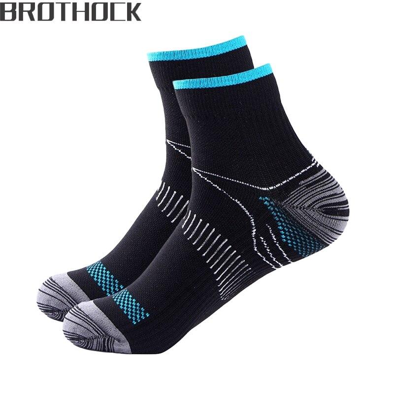 Brothock Plantar Fascia Компрессионные носки компрессионные носки впитывающие пот дезодоранты дышащие пот спортивные носки под давлением