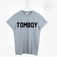 TOMBOY T 셔츠 URBAN HIPSTER LOVE 귀여운 멋진 패션 UNISEX BLOGGER TUMBLR 더 많은 사이즈와 Colors-B061