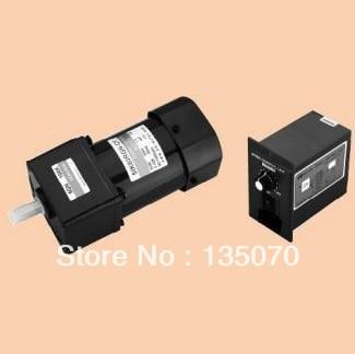 NO. motor de control de velocidad AS25100 con controlador. 4IK25RGN-C/4GN100K ac de control de velocidad de motor 25 W 220 V 1-PH 1001