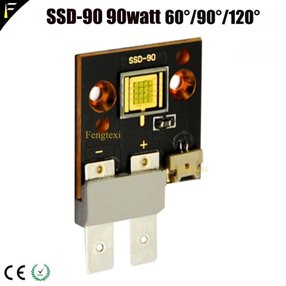 SSD-90 SST-300 YYT-320 المرحلة تتحرك ضوء LED WW/CW 60w 75w 90w 150w 200w 300w واط LED اتبع بقعة مصباح COB LED وحدة مصدر