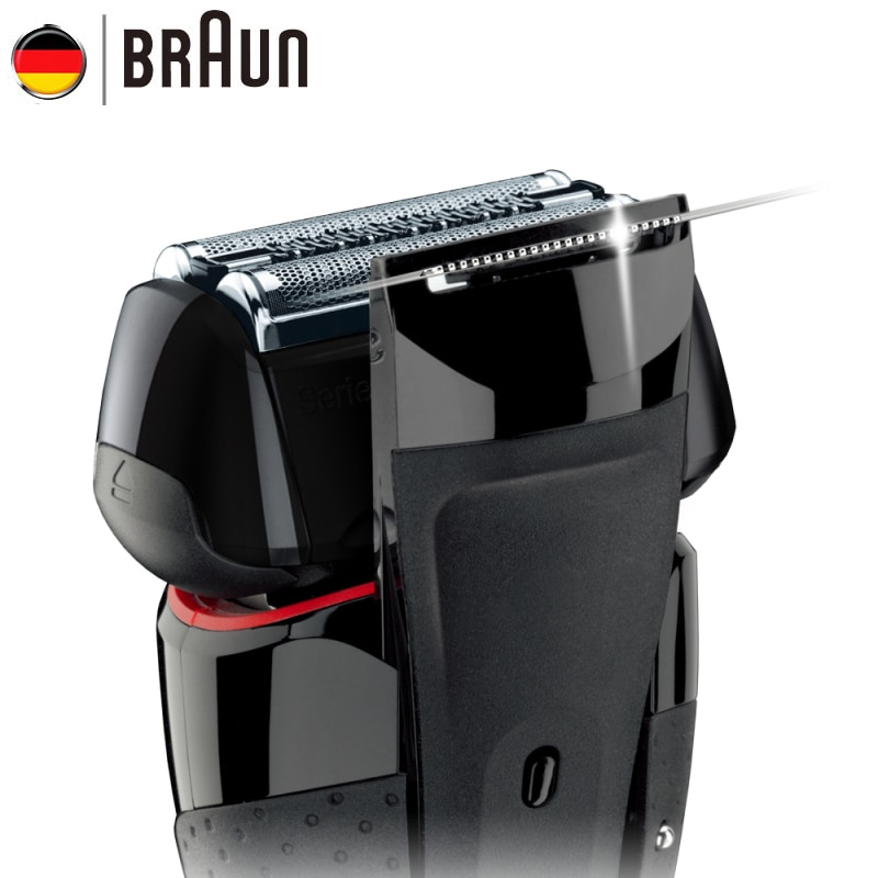 Braun Electric Razor 5030s Rechargeable Electric Shaver Razor Blades High Quality Shaving Safety Razors For Men enlarge