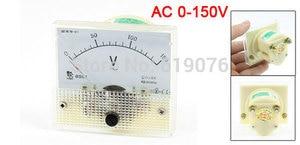 AC Analog Meter Panel 150V Volt meter Ammeters 85L1 0-150V Gauge