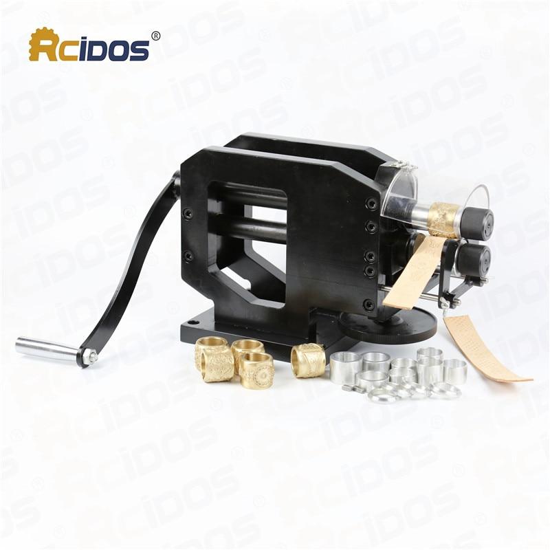 EP900 RCIDOS leder präge maschine, Stanzen Maschine, leder embossor/Rillen maschine, relief roller kaufen extra