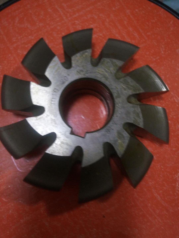 8 Uds módulo 10 PA20 Bore32 1 #2 #3 #4 #5 #6 #7 #8 # engranaje envolvente cortadores M10
