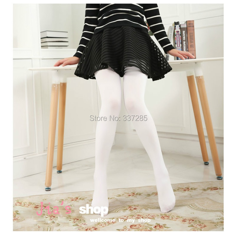XXL 9-16 year girls women tights fashion stockings plus velvet warm kids tights for dance girls maid  women's tights pantyhose
