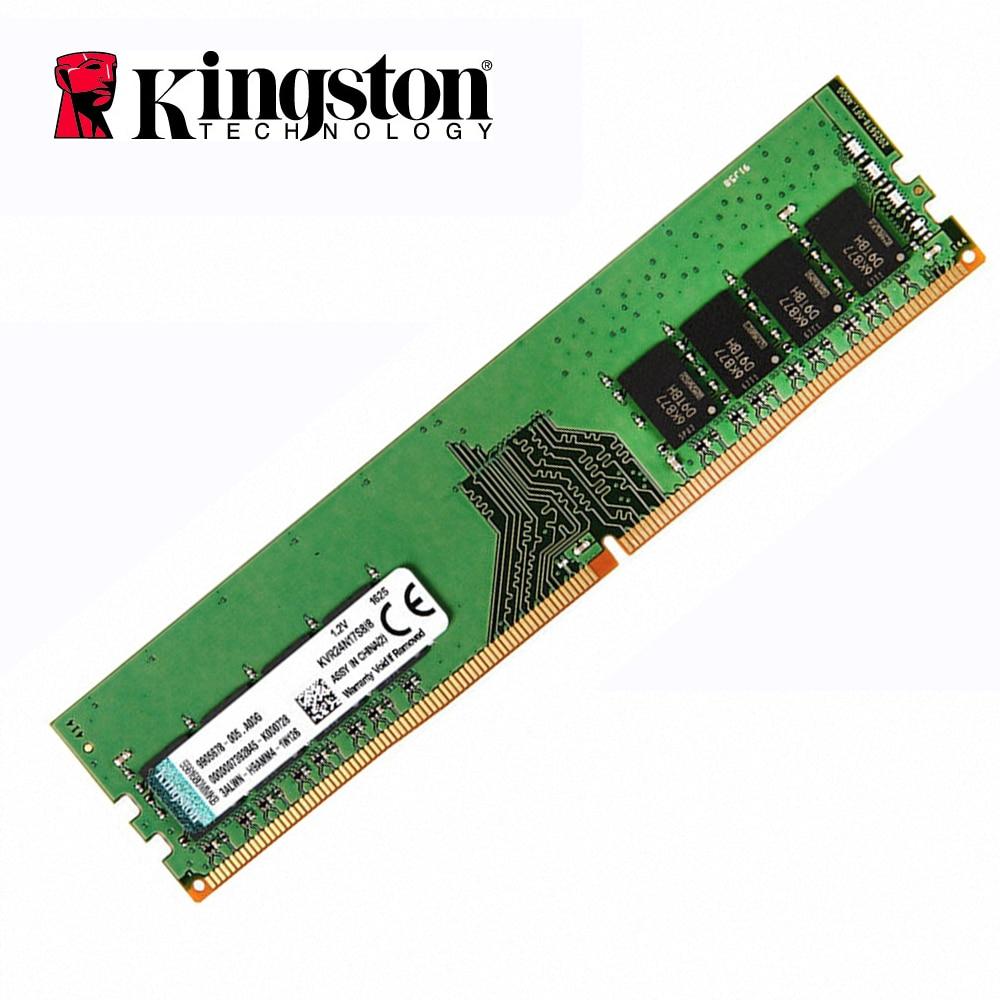 Kingston memoria ram ddr4 4gb 8gb 2400MHz a 2666Mhz, 1,2 V 16gb...