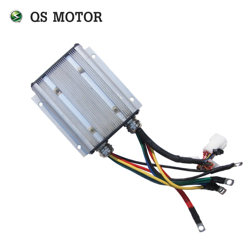 QSKBS72221E,260A,24-72V, MINI BRUSHLESS DC CONTROLLER for electric in-wheel hub motor