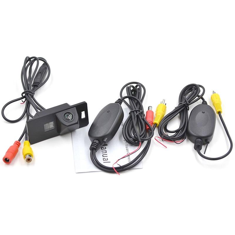 Drahtlose Spezielle Hintere ansicht-rück Kamera für AUDI A4L TT A5 Q5 backup kamera NTSC/PAL parkplatz kamera